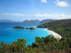 Nature, Hiking, Swimming, Visiting Blackbeard's Castle. So much to do in the U.S. Virgin Islands. The best time to travel there is from December to March. #tripsifu #smarttravel #vacationlikealocal