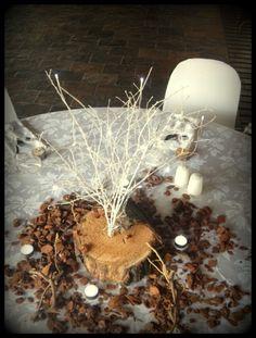 Winter Woodland Themed Decor - Lapa On Vaal Woodland, Wedding Decorations, Winter, Inspiration, Winter Time, Biblical Inspiration, Wedding Decor, Inspirational, Winter Fashion