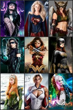 The Women of DC