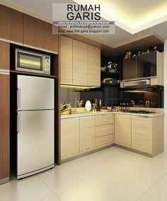 Meja rias dan lemari kamar tidue utama places to visit for Lemari kitchen set aluminium