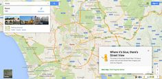 Google Maps changes - 2014 Feb