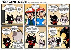 I love meta humor :D