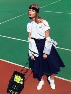 Editorial by Igor Oussenko for In Fashion Magazine