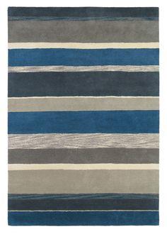 Sanderson Ceylon Charcoal/Indigo Rug