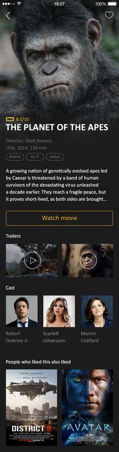 App movie