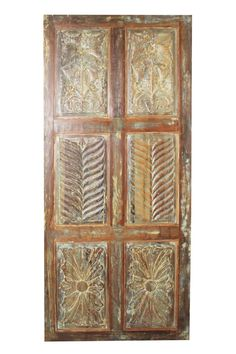 A wide selection of old world palace doors, architectural imports from India at Mogulinterior. antique doors, rustic doors, barn doors and artisan carved doors in teak wood. Pole Barn House Plans, Pole Barn Homes, Indian Doors, Rustic Luxe, Old Farm Houses, Antique Doors, Farmhouse Chic, Hand Carved, Carving