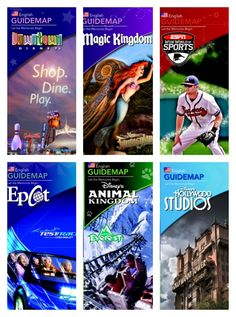 A closer look at the new park maps and how they'll work with MyMagic+.  20130306-090706.jpg