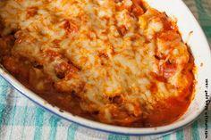 Wos zum Essn: Mein Lieblings-Gemüseverwerter: Lasagne!