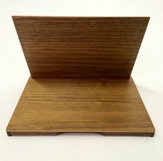 Wooden iPad case with stand, wood case, wood stand, iPad, Kindle, Tablet - Free Shipping by Evertopia on Etsy https://www.etsy.com/listing/183796850/wooden-ipad-case-with-stand-wood-case