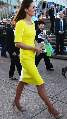 11 Times the Little Yellow Dress Was More Iconic Than the LBD