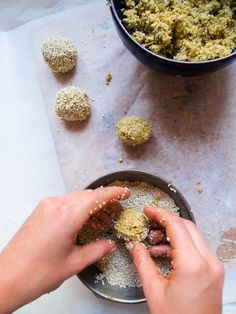 Perfect falafels Going Vegan, Oatmeal, Food And Drink, Falafels, Vegetarian, Breakfast, Recipes, Early Bird, The Oatmeal