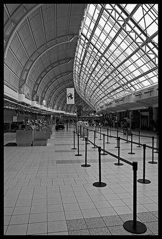 Pearson International Airport, Toronto, Ontario | by stevenbulman44, via Flickr