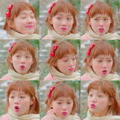Korean Actresses, Korean Actors, Lee Sung Kyung Photoshoot, Lee Sung Kyung Wallpaper, Weightlifting Fairy Kim Bok Joo Wallpapers, Weighlifting Fairy Kim Bok Joo, Nam Joo Hyuk Lee Sung Kyung, Kim Book, Ahn Hyo Seop