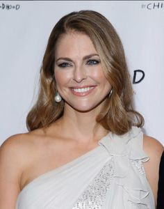 Princess Madeleine of Sweden attended the World Childhood Foundation USA Thank You Gala 2016, at Cipriani 42nd Street in New York City, on September 16, 2016