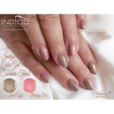 Double Tap if you like #nails #nailart #nailpolish #ombre Find more Inspiration at www.indigo-nails.com