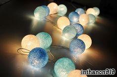 String ball lights