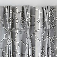 How to Make Pleated Curtains with Pleat Tape & Hooks