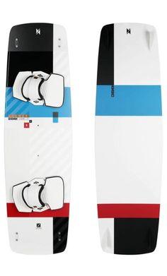 Laluz Xenon Kite Board 2013 - XenonBoards.com