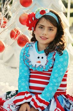 Rudolph and Frosty Christmas Shirt by ISADORAKIDS on Etsy, $36.00