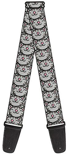 The Big Bang Theory Nylon Guitar Strap  Soft Kitty Repeating *** Find out more about the great product at the image link.Note:It is affiliate link to Amazon.
