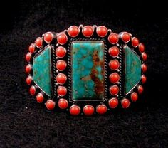 Navajo Kirk Smith Turquoise Silver Jewelry Bracelets, Rings, Earrings & Pendants