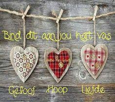 Geloof Hoop Liefde