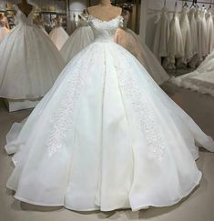 Wedding Dresses Ball Gown - New ideas Luxury Wedding Dress, Cheap Wedding Dress, Dream Wedding Dresses, Bridal Dresses, Wedding Gowns, Ball Dresses, Ball Gowns, Disney Princess Dresses, Gowns Online