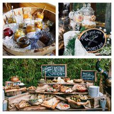 puestos de comida bodas, tendencias boda 2015, wedding planner Madrid, wedding planner Spain