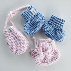 Get easy-to-understand data an Knit Baby Booties, Crochet Baby Shoes, Baby Boots, Felt Booties, Knit Crochet, Knitting For Kids, Baby Knitting Patterns, Knitting Socks, Knitted Hats