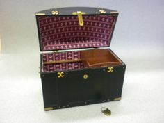 Steamer Trunk from miniature cottage