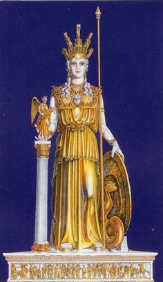 Quiz Result: Who's your patron God/Goddess I'm Athena take the quiz guys!!!