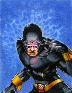 Cyclops: Uncanny X-Men: Cyclops by Richard Cox