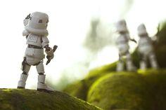 Wait for me!  #photography #stormtrooper #starwars #toys #zahirphotowork