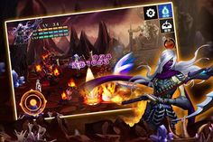 Game APK - Brave Fighting(ACT HD) Android Miễn Phí