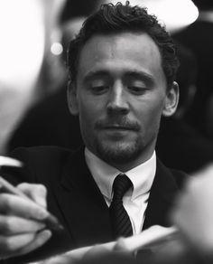 I never knew...he is hott :)