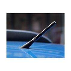 Smart Carbon Antenna to Fit Most Cars Black