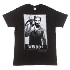 Walking Dead Hand Mens T Shirt Rick Grimes Daryl Dixon Michonne Walker Umbrella