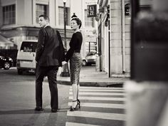 Ralph Lauren Paris - Jaime & Kevin - Ann Street Studio