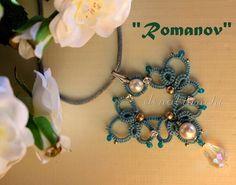 con le perle e coi colori: Alla corte dello zar..Romanov!