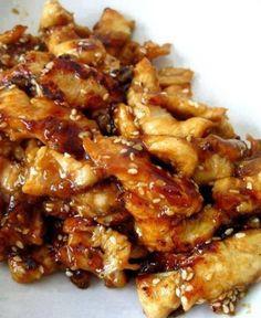 Crock Pot Sesame Chicken