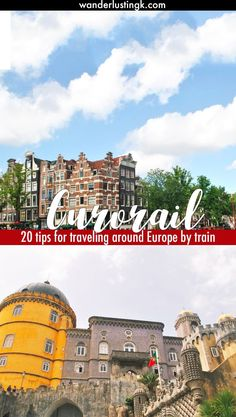Tips for eurorailing around Europe and whether you should buy a Eurail tips. Travel Advice for train travel within Europe for first time backpackers.