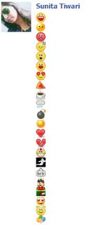 Facebook New emoticons for chat messages - FB Emotions