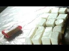 faça com 1 barra de sabão 17 com apenas 2 ingredientes/super economico/sem soda e sem oléo. - YouTube Aloe Vera, Food And Drink, Soap, Youtube, 1, Tutu, Videos, Crafts, Closet