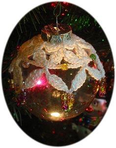 beaded crochet ornament cover cheris crochet