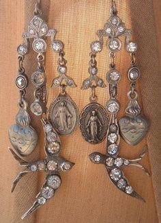 Relics Earrings
