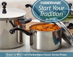 Farberware Classic Series Giveaway
