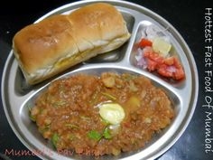 Mumbai Pav bhaji, Mumbai Pav bhaji Recipe, Mumbai Pav Bhaji Masala, Pav Bhaji:I am very excited to share Mumbai's Pav Bhaji Recipe... One of Mumbai's hottest selling fast food. I love Pav Bhaji since childhood. I have vivid memories of eating pav bhaji on juhu beach with sand dunes, cool breeze, lovely sea waves, people and of course eating my favorite pav bhaji. My mom used to take me and my sis to juhu beach almost every month. The way I use to stare at the guy making pav bhaji. Also anxiously