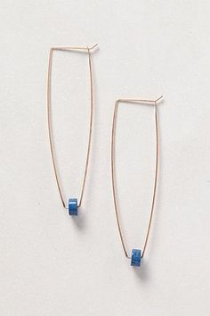 I Can DIY: Anthropologie Inspired Wire Earrings