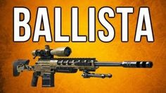 ballista sniper rifle wallpaper - Google Search