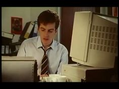 Taken from The Love Child Peter looking so Rory! Peter Capaldi